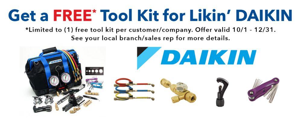 Likin Daikin Promotion