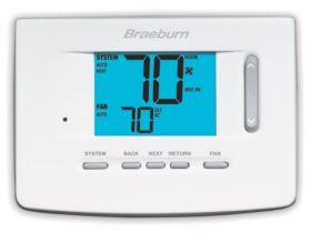 Braeburn® Premier Series 3 Heat/2 Cool Non-Programmable Thermostat