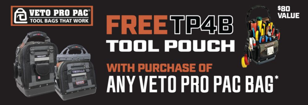 FREE TP4B Tool Pouch
