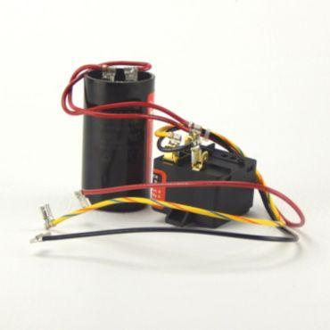 5 2 1 compressor saver hard start kit 3 wire 1 to 3 ton. Black Bedroom Furniture Sets. Home Design Ideas