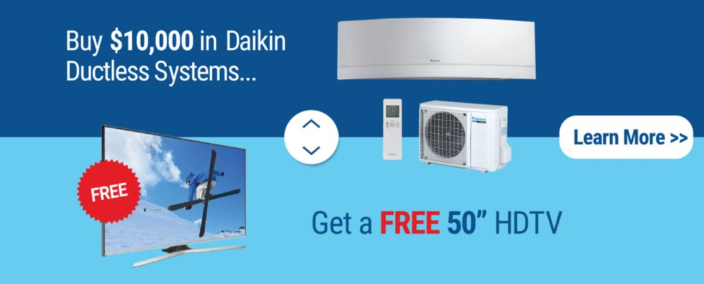 Daikin Winter TV Promo