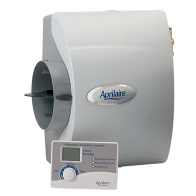 Aprilaire U00ae 600 Bypass Humidifier