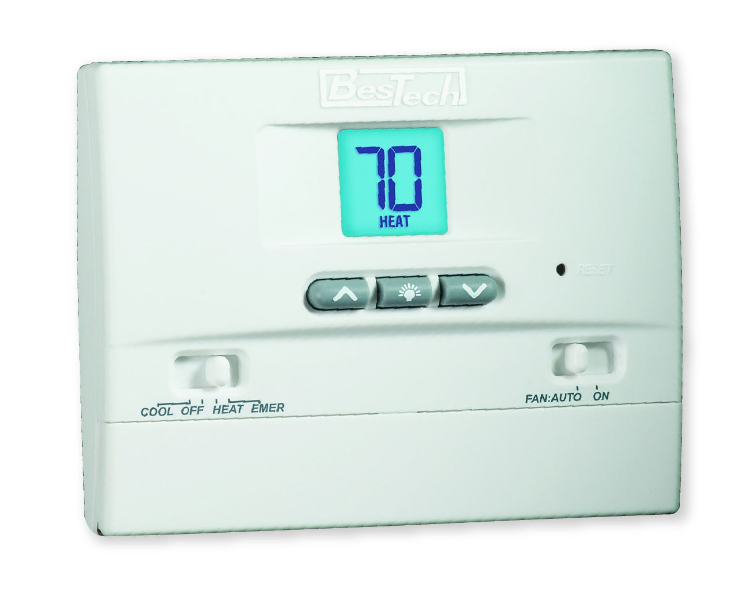 Home thermostat troubleshooting & repairs.