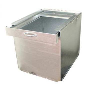 21 Quot X 21 Quot X 18 Quot Return Air Box Plenum R8 Lined