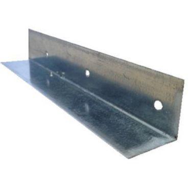 unpunched angle iron 2 x 2 x 10 16 gauge