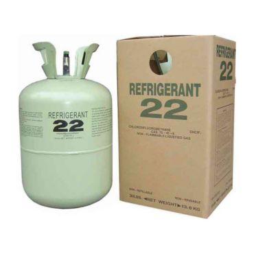 R22 Refrigerant 30 Lb Cylinder