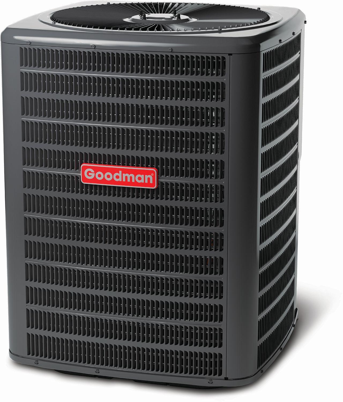 Goodman GSC Series Split System Air Conditioner - 3-1/2 Ton