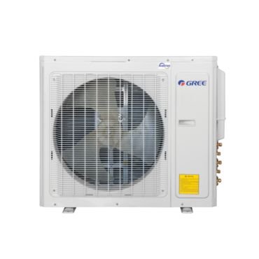 GREE Multi 21+ Series Ductless Mini-Split Outdoor Heat Pump - Up to