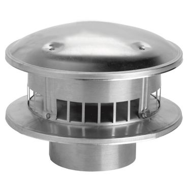 5 Quot B Vent High Wind Cap Rhw Series