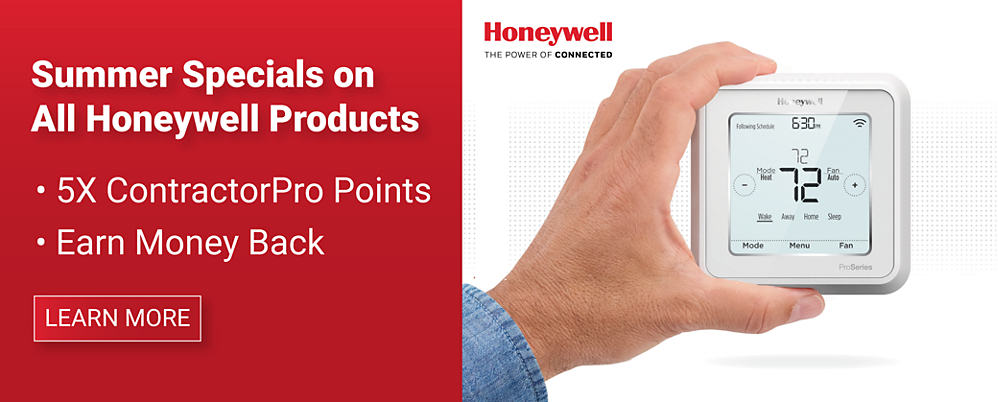 Honeywell Summer Specials