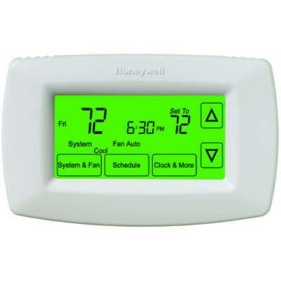 Honeywell 7000 Series 7 Day Touchscreen Programmable