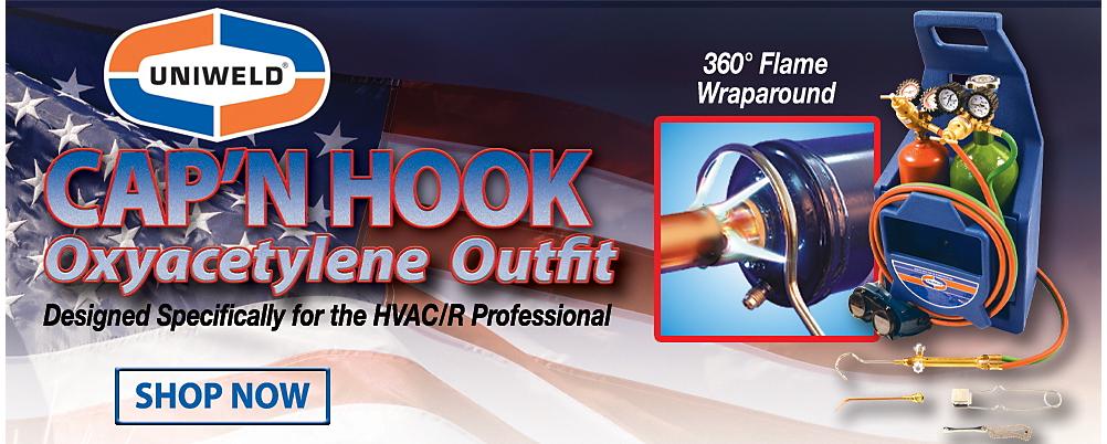 Uniweld Capn Hook Outfit