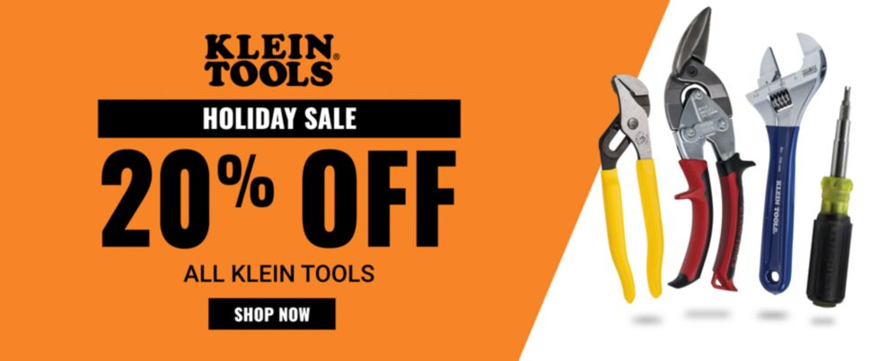 Klein Holiday Tool Sale