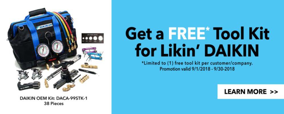 Likin Daikin Promo