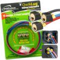 QwikLug™  Terminal Repair Kit - 12 Gauge - 2' Leads