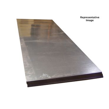 48 Quot X 120 Quot Galvanized Flat Sheet Metal G90 26 Gauge