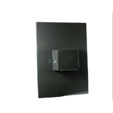 Downflow Manual/Motorized Fresh Air Damper for Daikin