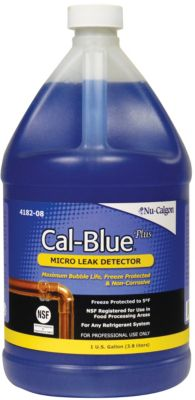 Cal Blue Gas Leak Detector 1 Gallon