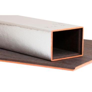 1 Quot X 48 Quot X 120 Quot Quietr Fiberglass Duct Board R4 3 Carton