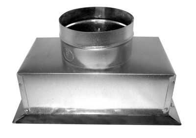 4 Quot X 10 Quot X 6 Quot R8 Insulated Ceiling Box With Flange