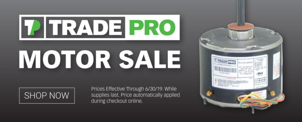 Tradepro Motor Special