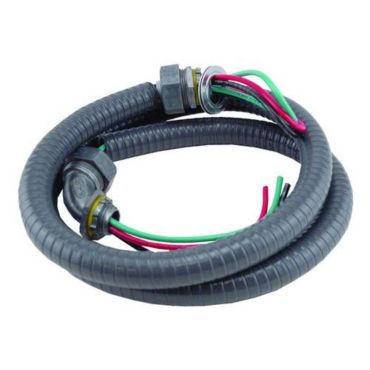 Tradepro 174 Ac Whip 10 Wire And Non Metallic Connectors