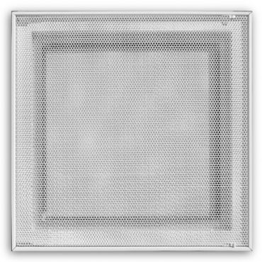 24 Quot X 24 Quot Perforated Face T Bar Return Air Filter Grille