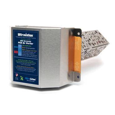 ULTRAVATION SS-PTX-1200 UV PHOTOMAX SIGNATURE SERIES AIR PURIFIER W/ 12