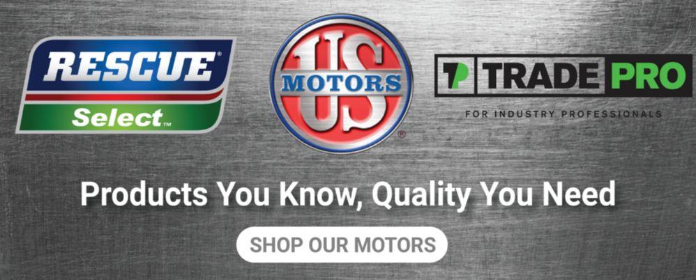 Shop Our Motors