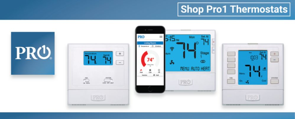 Shop Pro1 Thermostats
