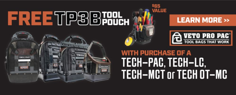 Free TP3B Tool Pouch